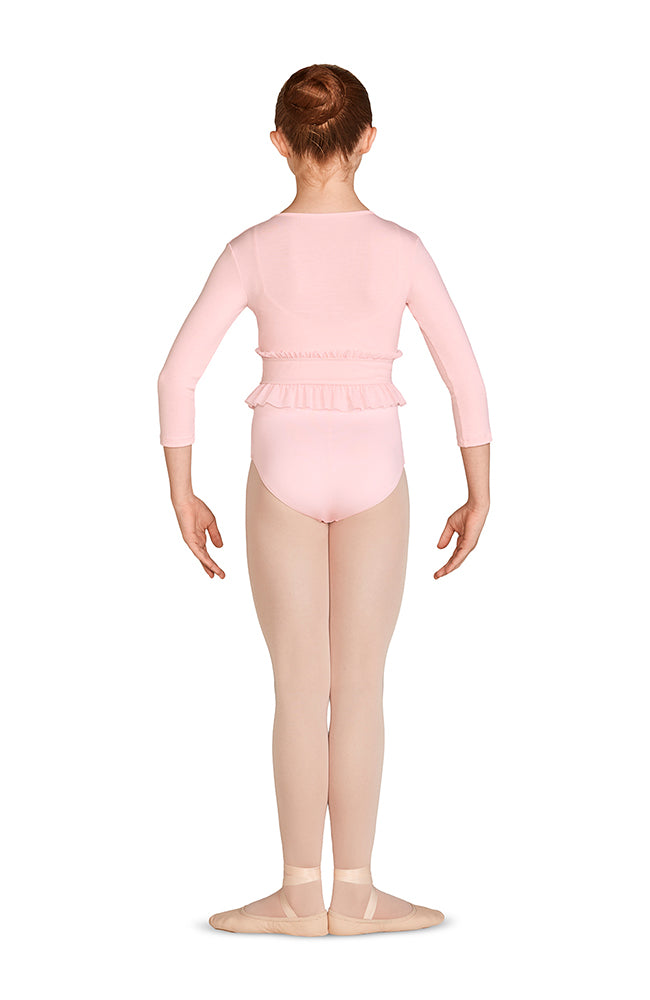 Bloch M742C Child Pullover Top Pink