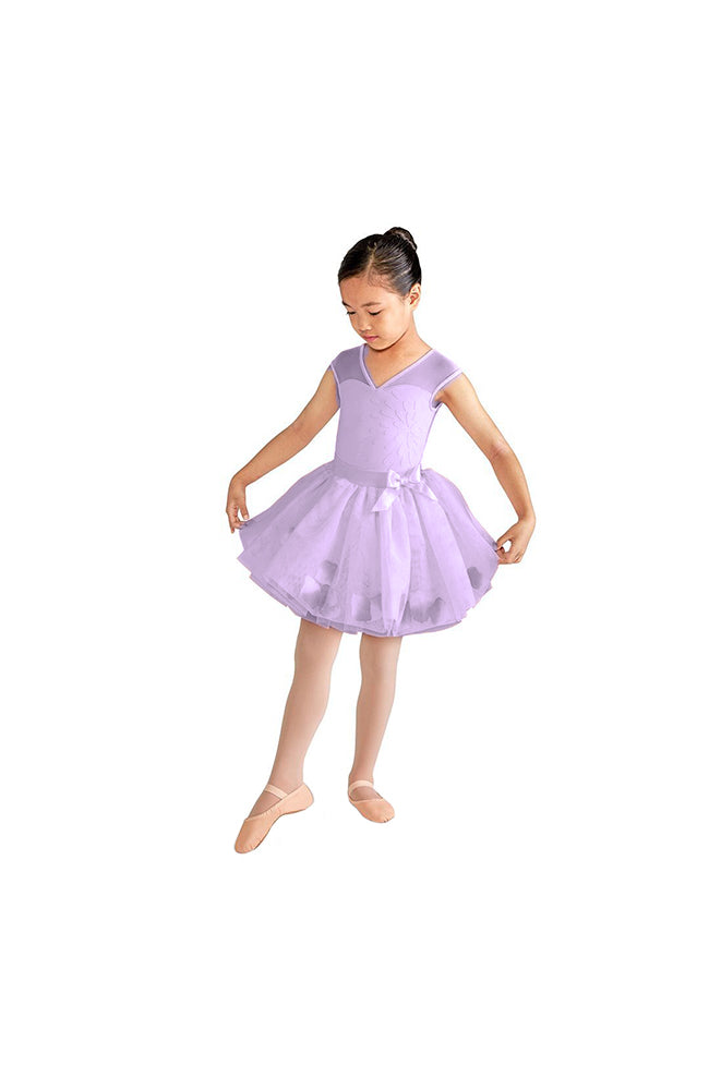 Bloch Mirella MS120C Bubble Tutu Skirt Lilac