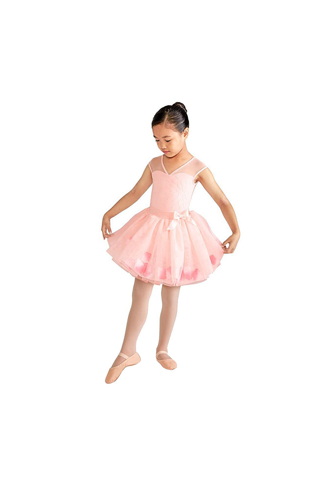 Bloch Mirella MS120C Bubble Tutu Skirt Pink