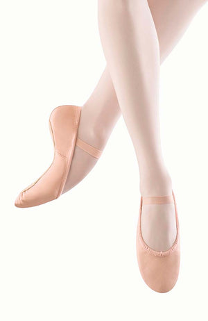 Bloch S0205L Dansoft Leather Full Sole Ballet Slippers