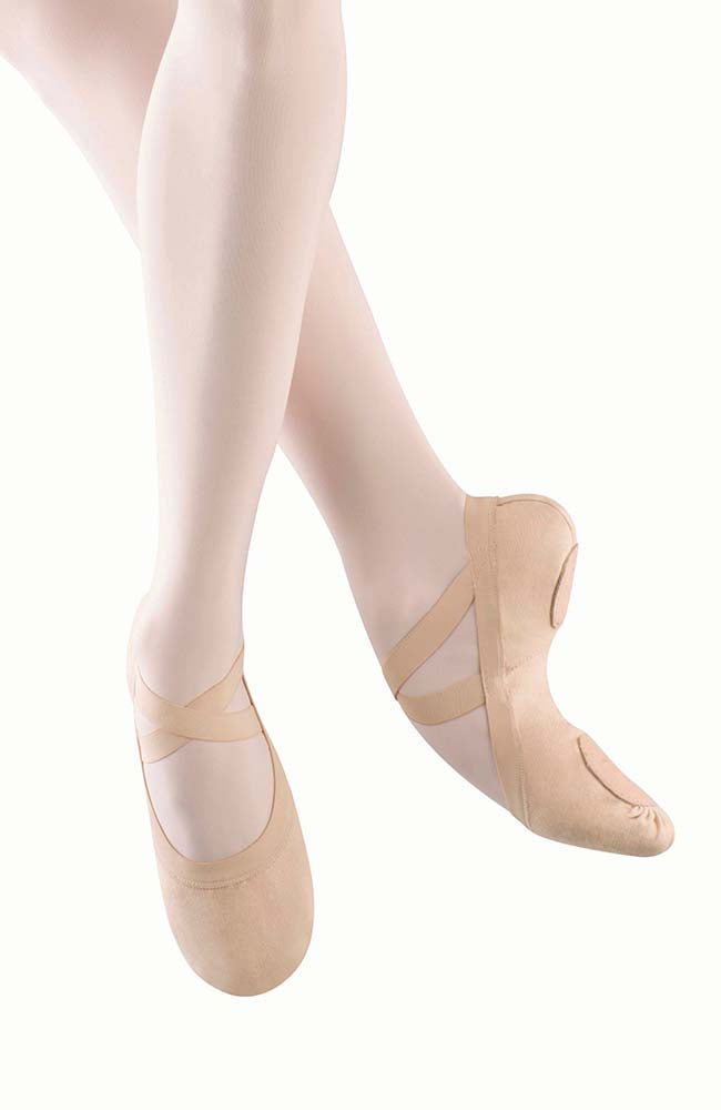 Bloch S0210L Proflex Canvas Split Sole Ballet Slippers