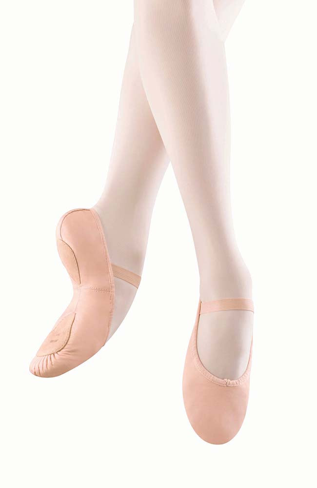 Bloch S0258L Dansoft II Leather Ballet Slippers