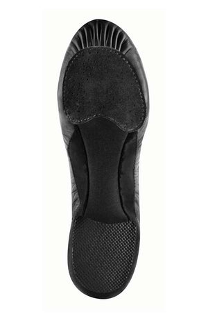 Bloch S0470L Black Pulse Jazz Shoes Sole