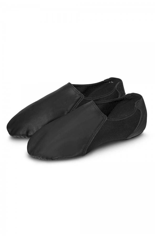 Bloch S0497G Black Leather Spark Jazz Shoe