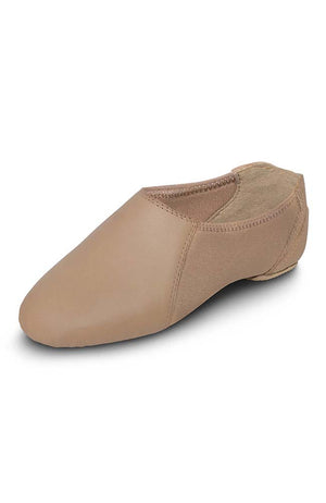 Bloch S0497G Tan Leather Spark Jazz Shoe