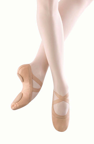 Bloch S0625L Synchrony Stretch Canvas Ballet Slippers
