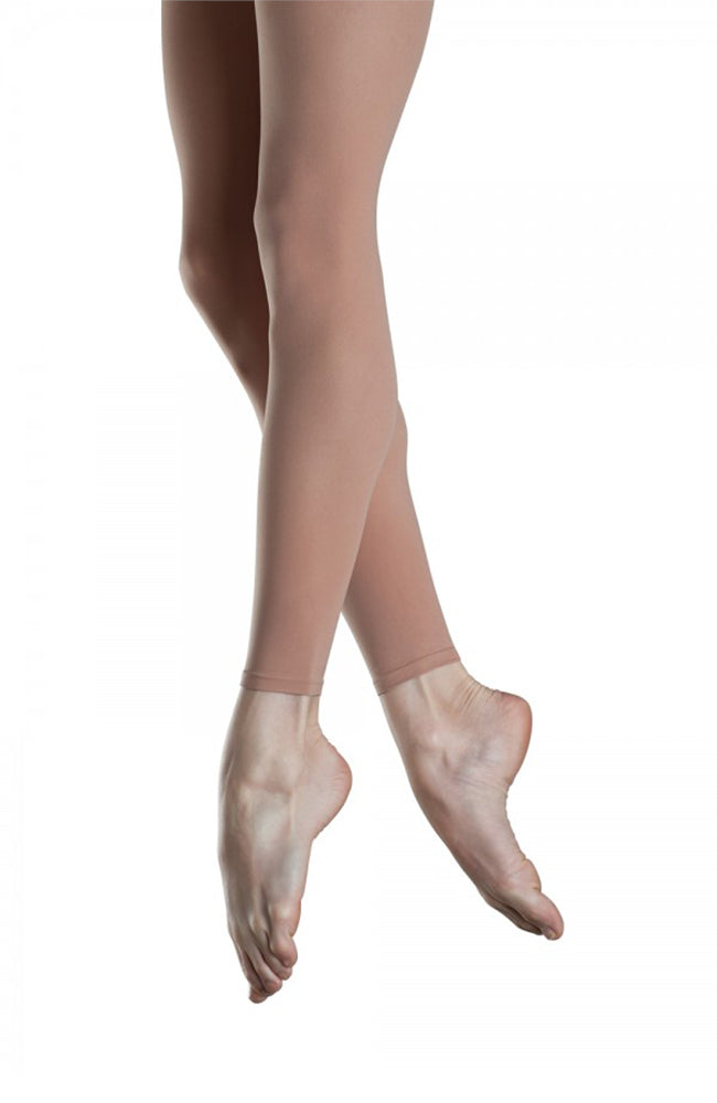 Bloch T0940L Endura Adult Footless Tights