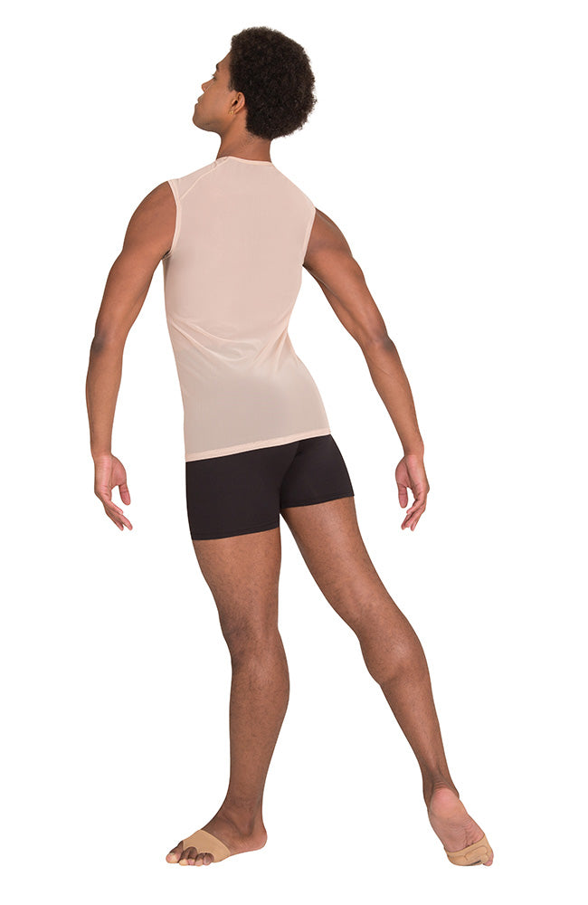 Body Wrappers M409 Mens Mesh Back Tank Top
