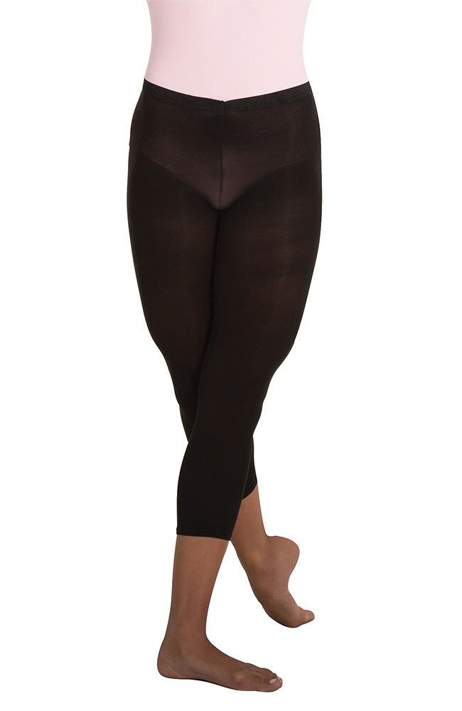 Body Wrappers C35 Child Low Rise V-Front Crop Tights