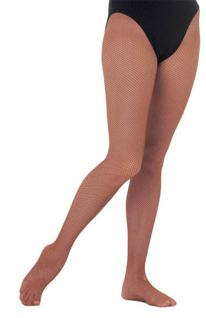 Body Wrappers A61 Adult Seamless Fishnet Dance Tights