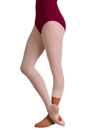 Body Wrappers A31X Plus Size Adult Convertible Tights