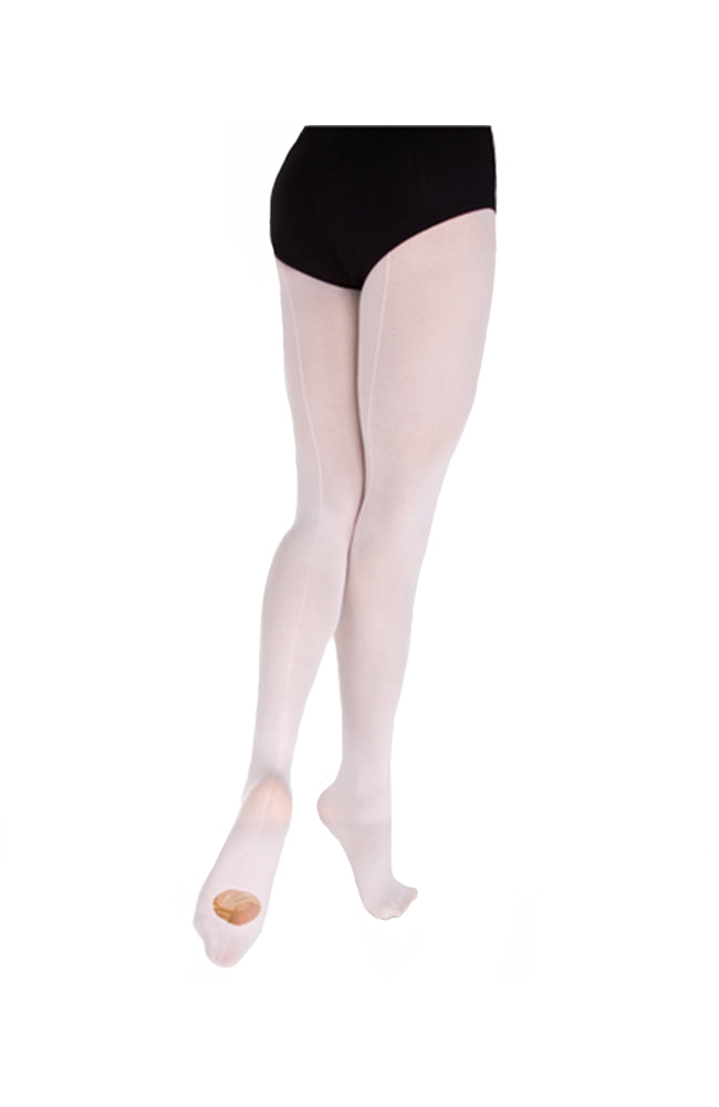 Body Wrappers A39 Backseam Convertible Tights