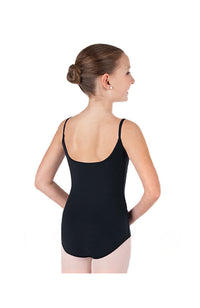 Body Wrappers BWC324 Camisole Bodysuit Black