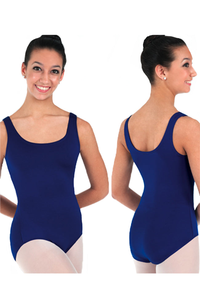 Body Wrappers BWP015C BWP215C Custom Colour Tank Bodysuit