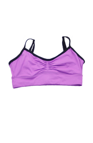 Body Wrappers BWP259 Camisole Bra Top Radiant Violet