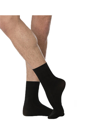 Body Wrappers M71 Mens ProSock - 2 pair Black