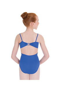 Body Wrappers P1170 Adult Loop Back Camisole Bodysuit
