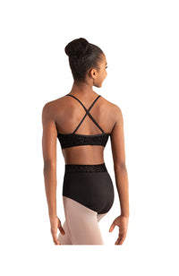 Body Wrappers P1251 Adult Camisole Bodysuit Back