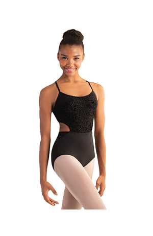 Body Wrappers P1251 Adult Camisole Bodysuit Front