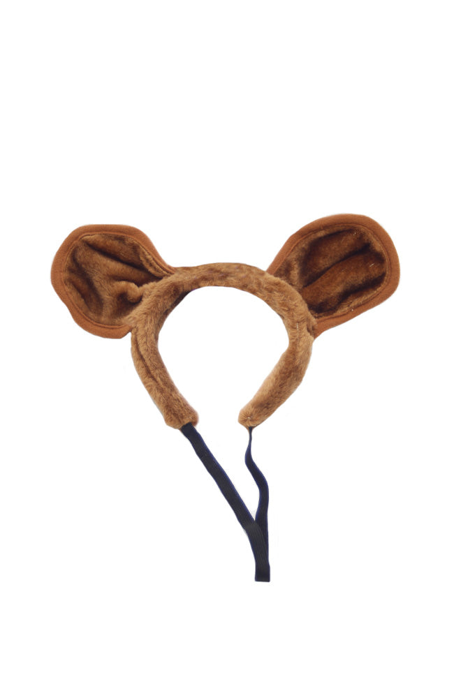 Brown Animal Ears B2