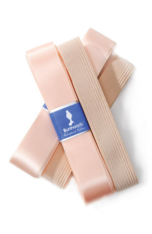 Bunheads Pointe Shoe Ribbon and Elastic Pack