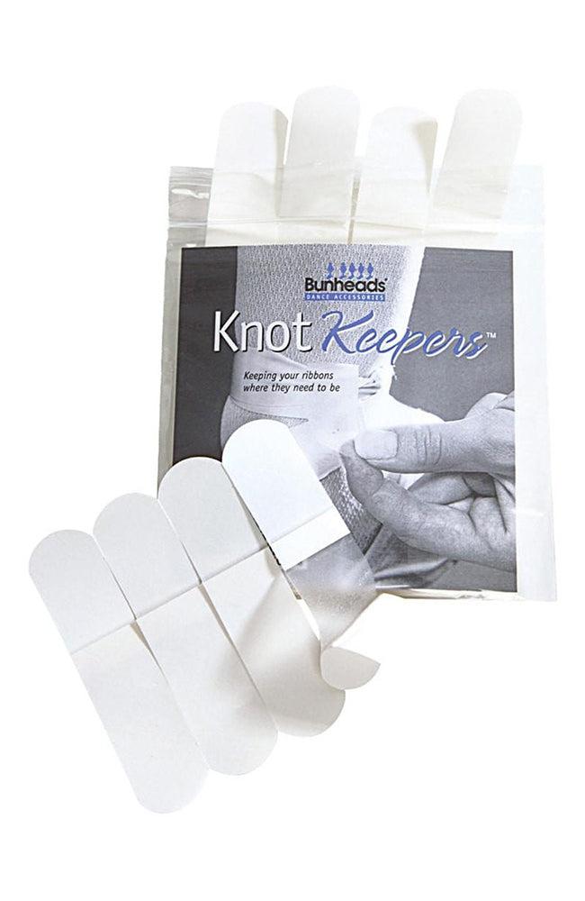 Bunheads BH360 Pointe Shoe Knot Keepers
