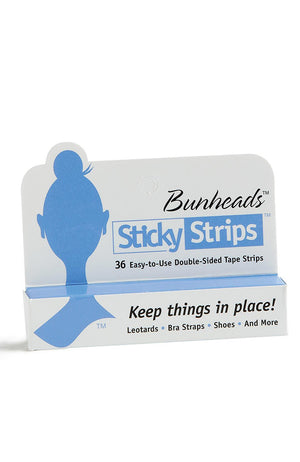Bunheads BH365U Double Sided Tape Sticky Strips