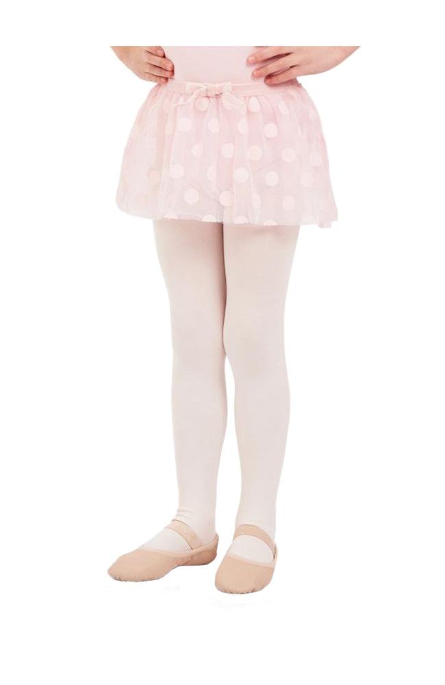 Capezio 11593C Sweet Kisses Pull On Skirt Pink