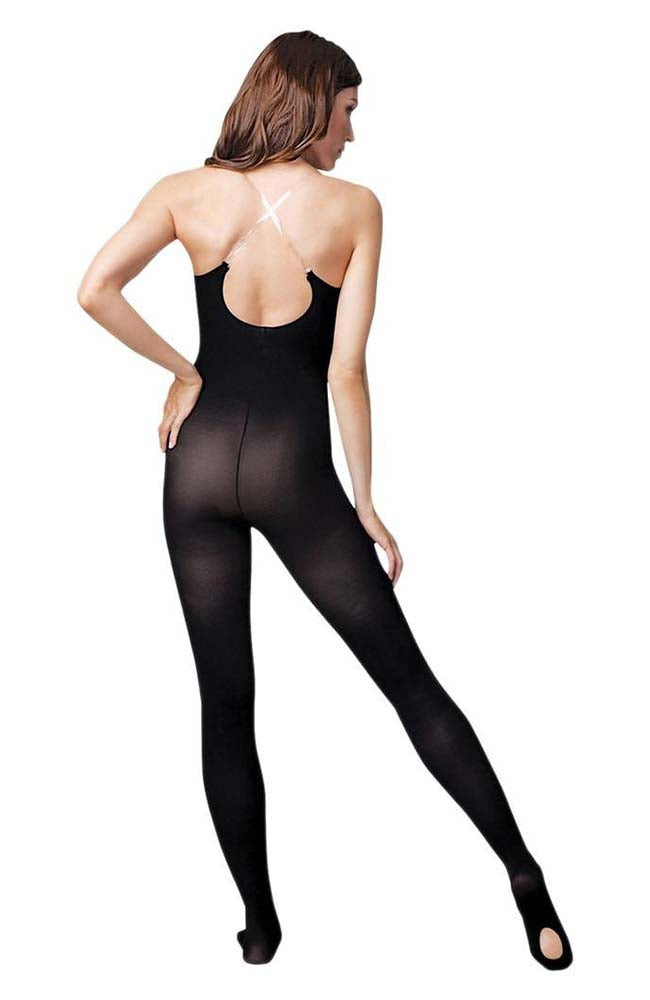 Capezio 1811W Adult Black Convertible Body Tight