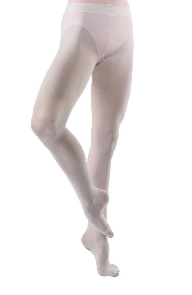 Capezio 1825 Adult Studio Basics Footed Dance Tights