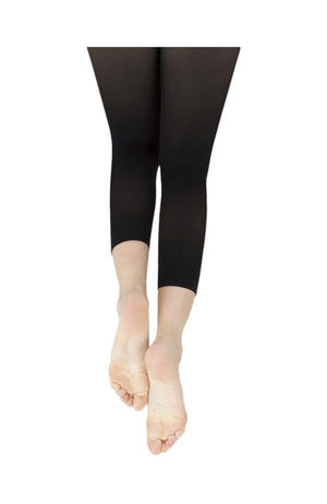 Capezio 1870 Ultra Soft Hip Rider Capri Tights