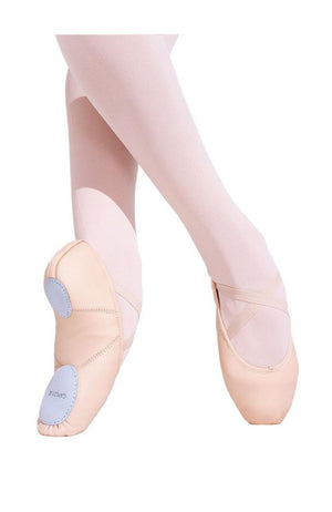Capezio 2027 Juliet 2 Leather Ballet Shoe LPK