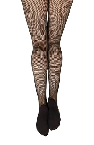 Capezio 3000 Adult Professional Fishnet with Foot Pad