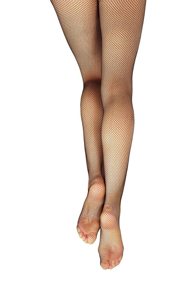 Capezio 3407C Child Basic Seamless Fishnets Tights