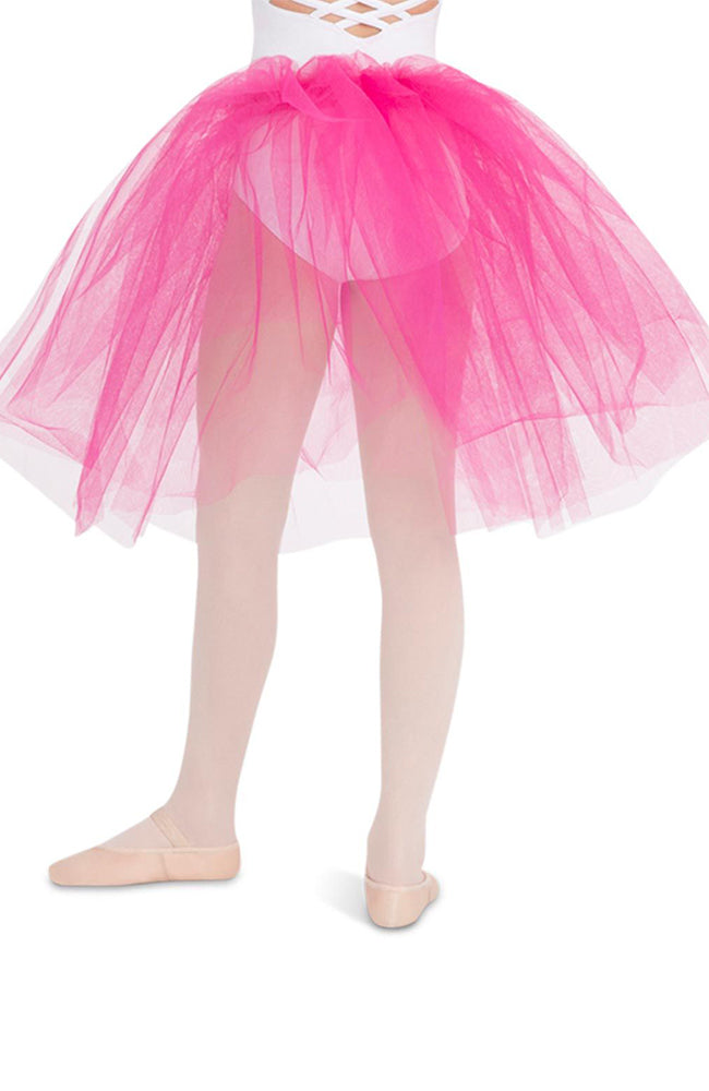 Capezio 9830C Child Two Layer Romantic Tutu