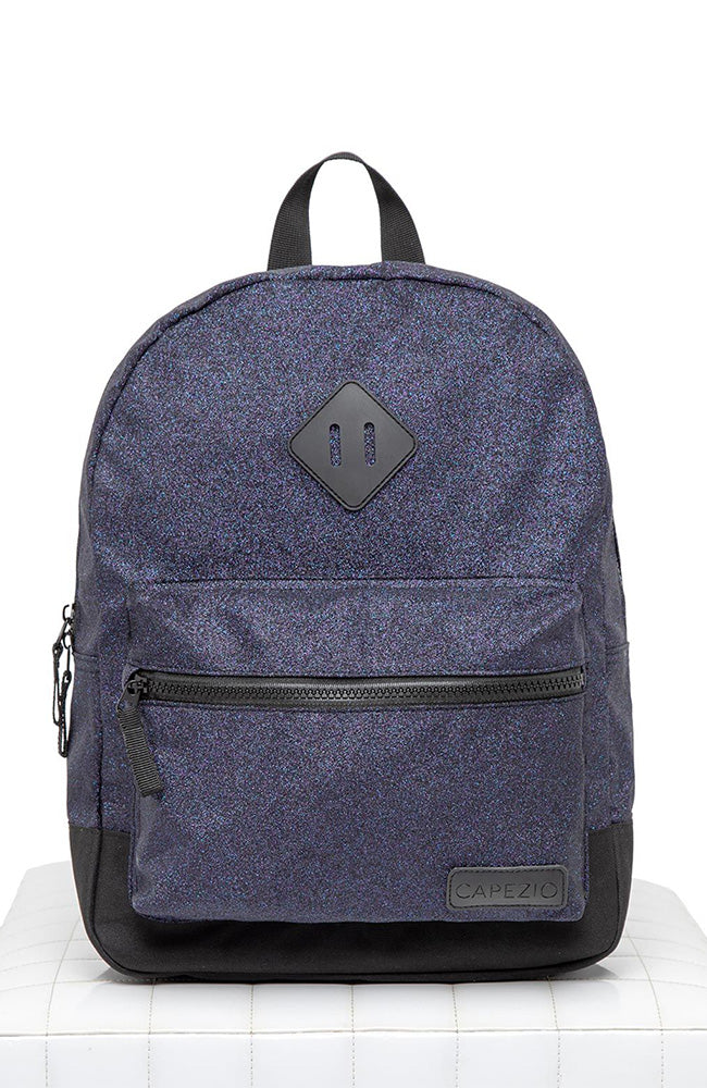 Capezio B212 Purple Multi Shimmer Backpack