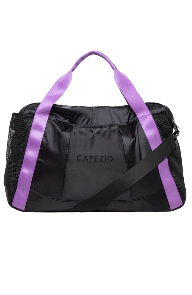Capezio B230 Motivational Duffle Purple