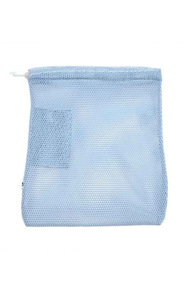 Capezio BH1525 Drawstring Mesh Bag Light Blue