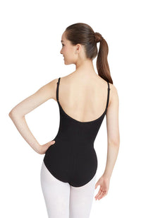 Capezio CC100C Child Adjustable Strap Camisole Bodysuit