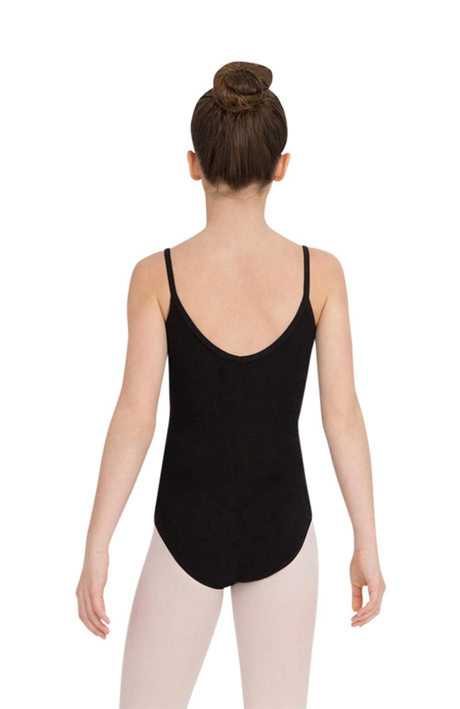 Capezio CC101C Scoop Back Child Camisole Bodysuit