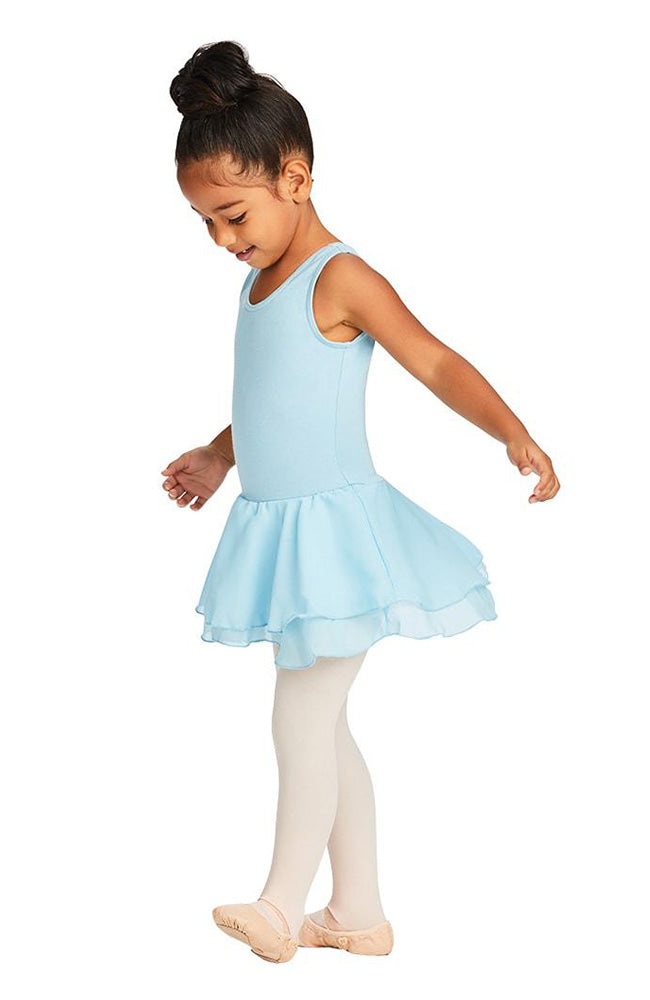 Capezio CC877C Child Sleeveless Dance Dress