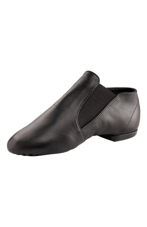 Capezio CG05 Adult Black Slip On Jazz Shoes