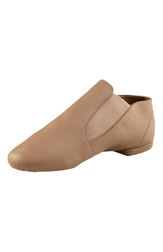 Capezio CG05C Child Caramel Slip On Jazz Shoes