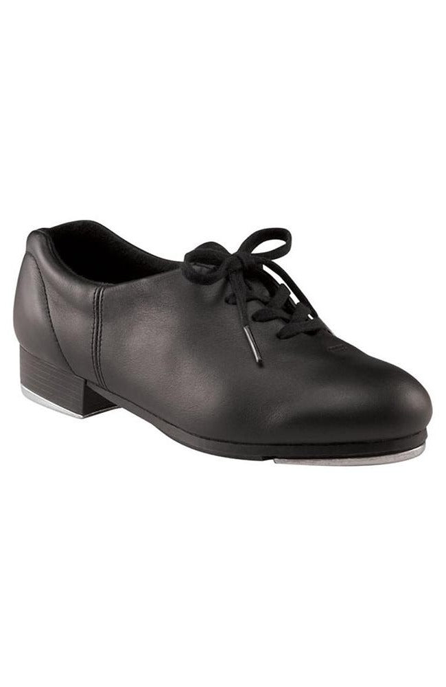 Capezio CG09 Black Premiere Lace Up Tap Shoes