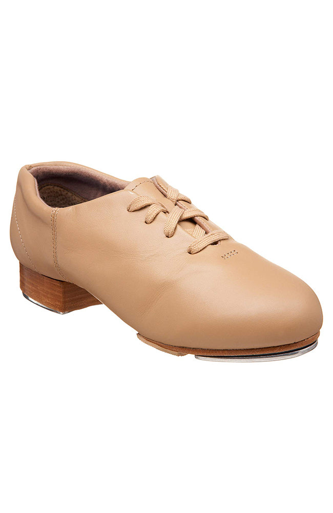 Capezio CG16C Child Caramel Split Sole Flex Mastr Tap Shoes