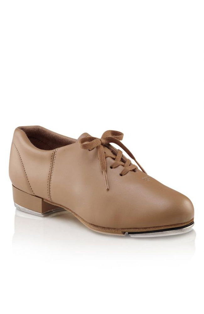 Capezio CG17 Adult Caramel Lace Up Fluid Tap Shoes