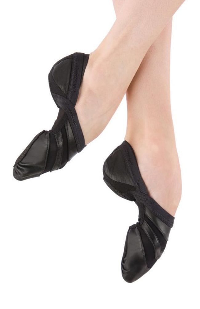 Capezio FF01 Black Adult Freeform Jazz Shoes