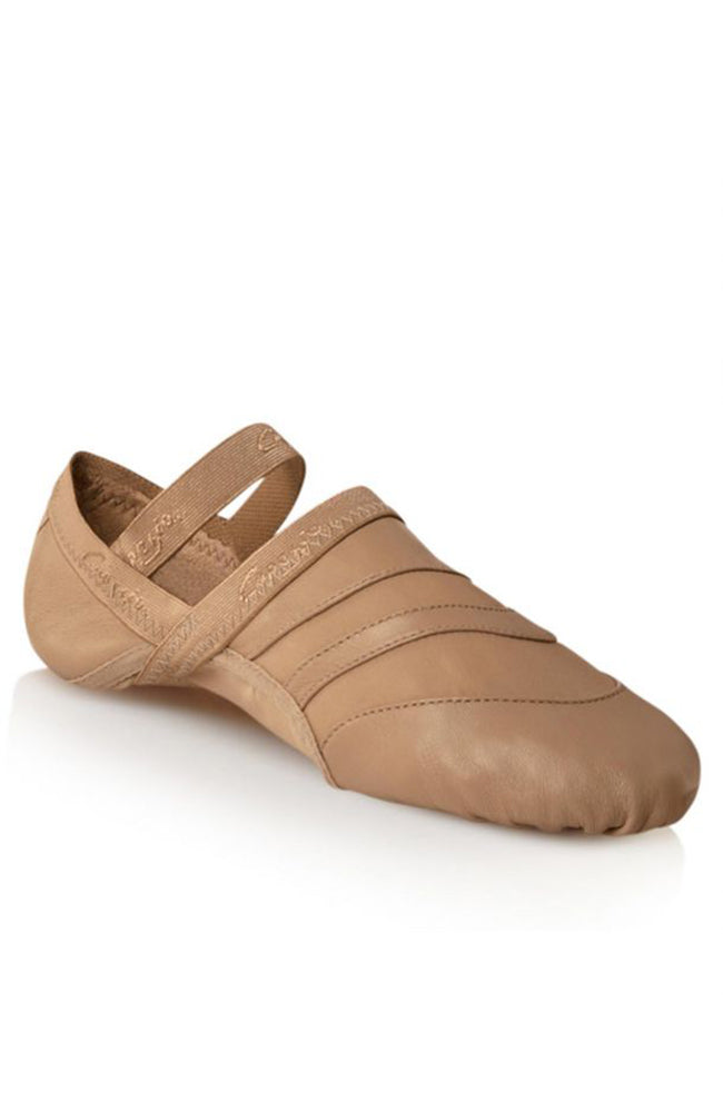 Capezio FF01 Adult Caramel Freeform Jazz Shoe