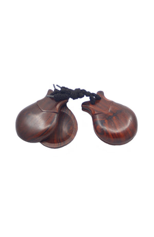 Wood Castanets
