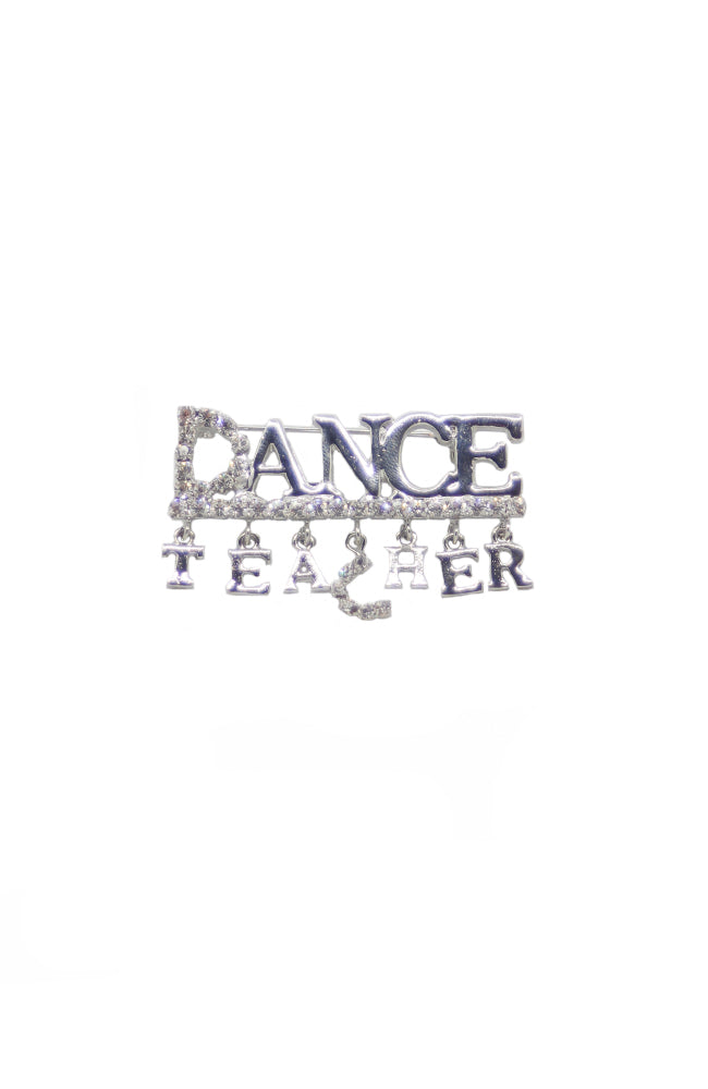 Dance Teacher Pin 2633